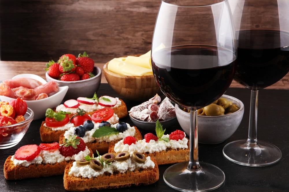 Catering Cor Jansen - High Wine