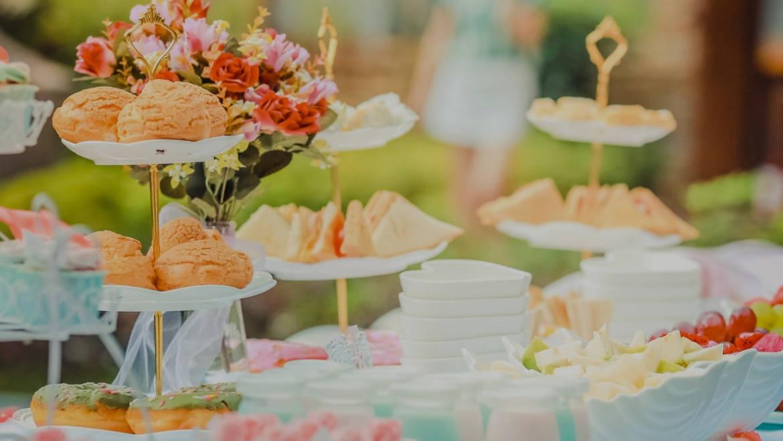 Lekkere hapjes voor uw bruiloft