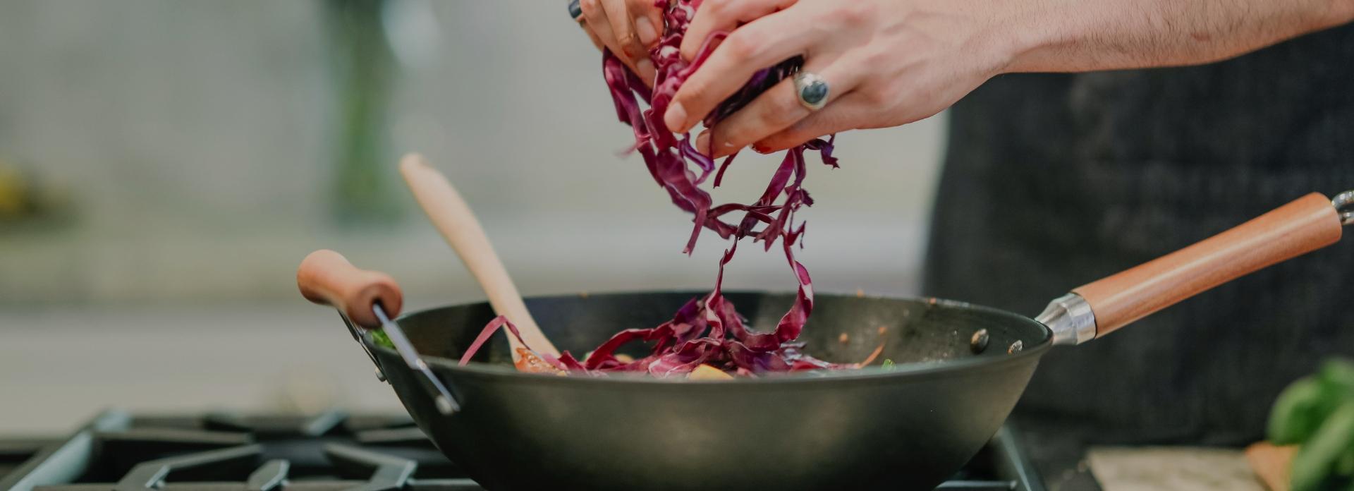 Live-Cooking, entertainment op uw feest