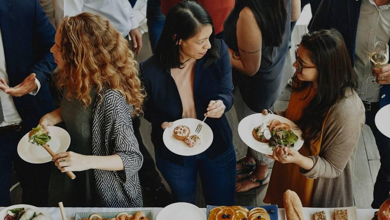 Catering voor uw zakelijke evenement!