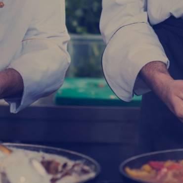 Live-cooking, leuk voor ieder evenement!