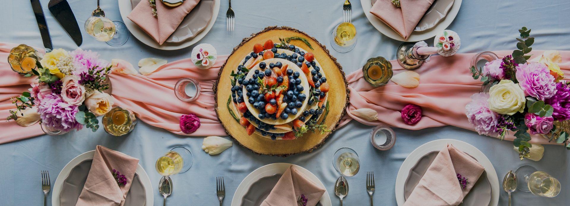De perfecte catering voor uw bruiloft